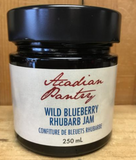 Jam Wild Blueberry Rhubarb 250 ml