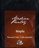 Coffee Maple Flavoured 40g