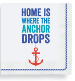 Napkins Beverage: Home Anchor Drops