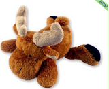 Magnet: Plush Moose