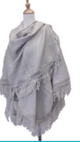 Shawl: Classic Assorted Colours