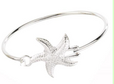 Bracelet: 201348 Starfish Textured