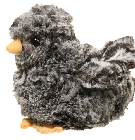 Cuddle Toy: 1515 Chick Black Multi