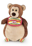 Hand Puppet: Bee/Bear (22cm) Trudi  Reversible