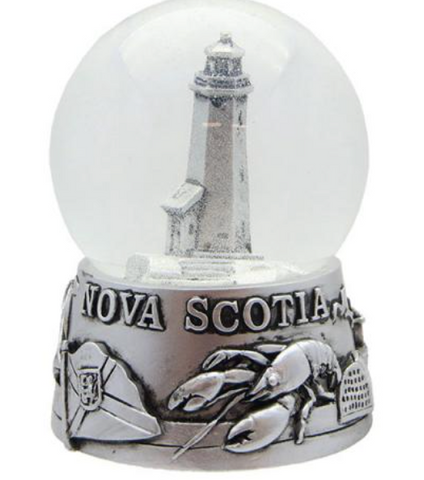 Snow Globe: Nova Scotia POL65-NS5749S