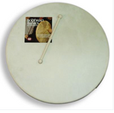 "Drum: Bodhran 18"" Single"