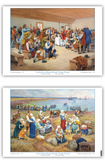 Placemat: Ships Take Acadians into Exile 1755 & The Deportation Order
