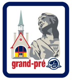 Crest: Grand-Pré Signature Series Parks Canada