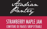 Jam Strawberry Maple 100ml