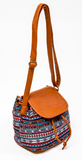 Canvas Bag: Multicolour Native Design