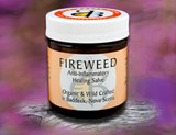 Fireweed: Anti-Inflammatory Soothing Salve