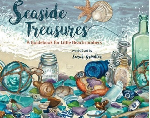 Seaside Treasures A Guidebook for Little Beachcombers