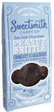 Sea Salt Chocolate Peanut Brittle 56g
