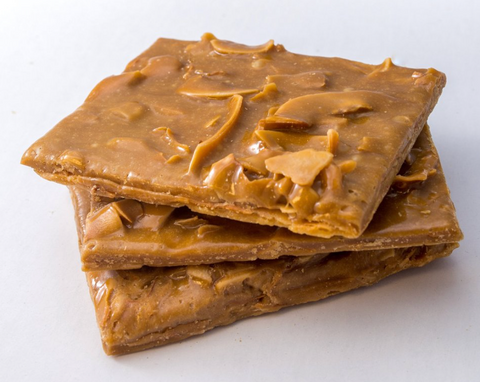 Sugar Free (Keto) Coconut Brittle 56g