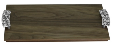 Cheeseboard: Vineyard Hand Crafted Pewter