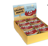 Mints: Crab Tin Peppermints