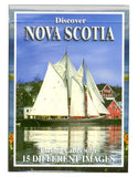 Playing Cards: Discover Nova Scotia