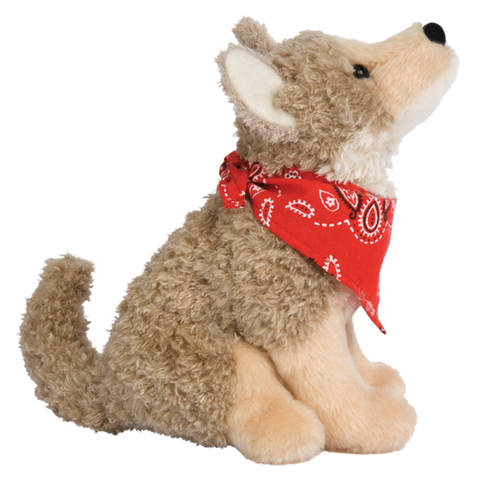 Cuddle Toy: Trickster Coyote