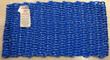 "Doormat: Large 32"" x 18 "" Knot Rope Weaving in assorted colours"