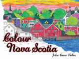 Colouring Book Colour Nova Scotia