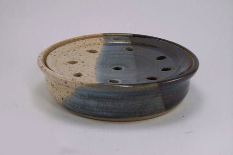 Pottery: Soapdish Hand Crafted by Nancy Postma