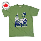 T-Shirt: Unisex Grand-Pré Signature Series Parks Canada