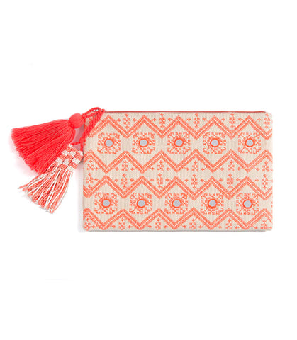 Shiraleah Chicago Missoula ZIP Pouch