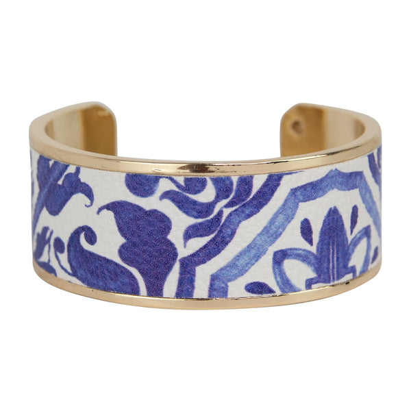 Michelle McDowell Color Splash Vegan Leather Cuff