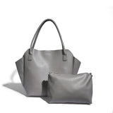 Pixie Mood Rachel 2-in-1 Vegan Tote with Crossbody Insert
