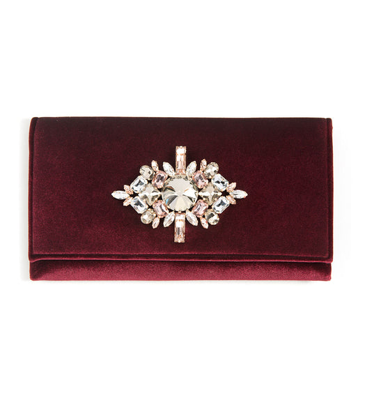 Shira Leah Chicago Val Clutch