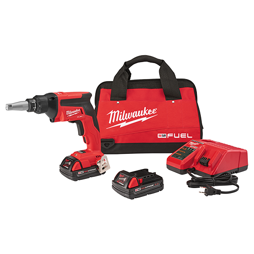 2866-22CT M18 Fuel Drywall Screw Gun Compact Kit