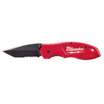 48-22-1995 Spring Assisted Serrated Knife
