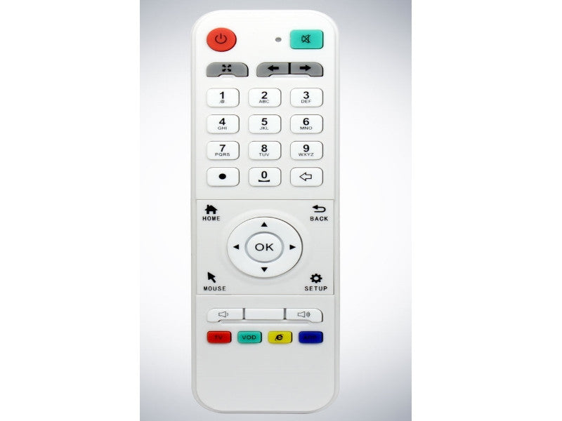 Arabic TV Box Remote Control - Remote Control For Arabic TV Box
