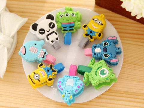 Cartoon Earphone Organizer - Cartoon Earphone Organizer