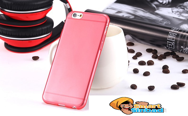 Gel Silicon Case For Apple IPhone 6 - Super Slim TPU Gel Silicon Case For Apple IPhone 6 4.7 Inch