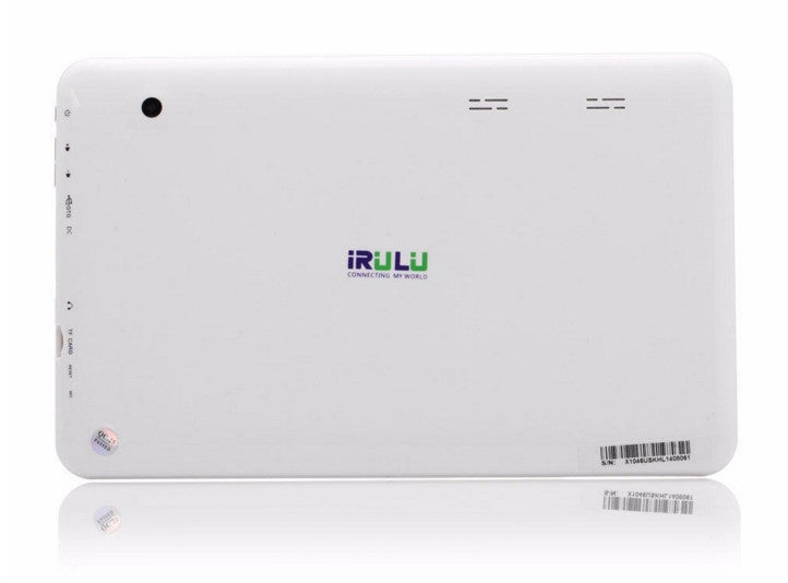 "iRULU X1S 10.1"" Android 5.1 Quad Core Tablet with keyboard"
