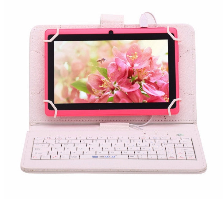 "iRULU eXpro X1S 7"" Tablet PC with keyboard"