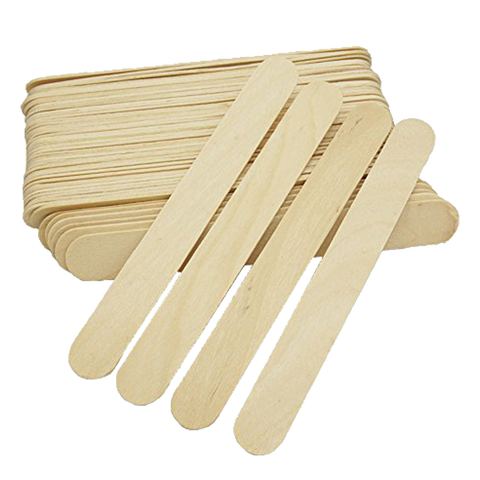 *Waxing Sticks - Large  500 pcs