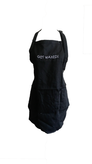 Get Waxed! Apron