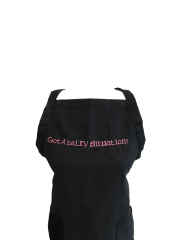 Image of Got A Hairy Situation Apron