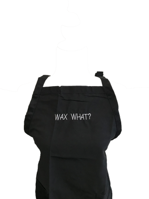 Wax What? Apron