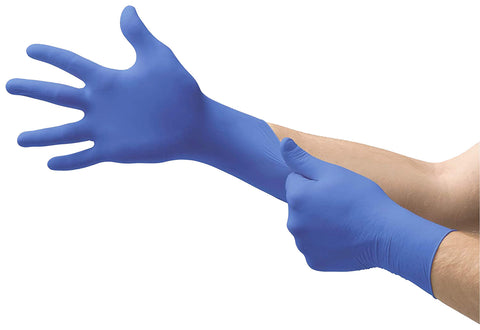 *Microflex Powder-Free Nitrile Examination Gloves
