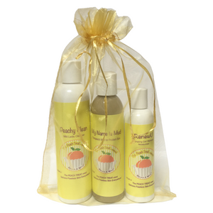 THE PEACH TREAT-ment Kit ~ 3 step system for the Perfect Vajacial-Ingrown Hair Treatment