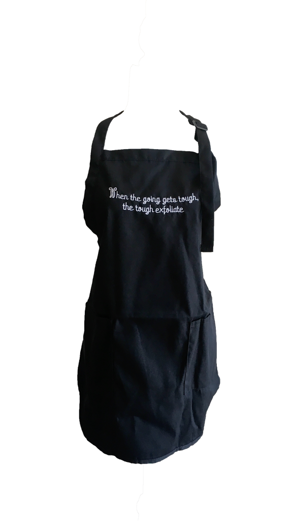 When The Going Gets Tough.. Apron