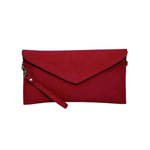 asbury clutch in currant