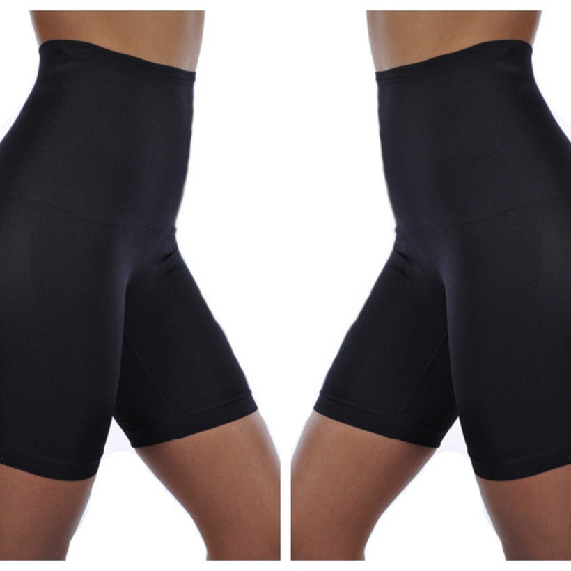 These must-have shapers suggest fabulously long legs and provide firm tummy and thigh support. Seamless, microfiber fabric for a wonderfully smooth silhouette.