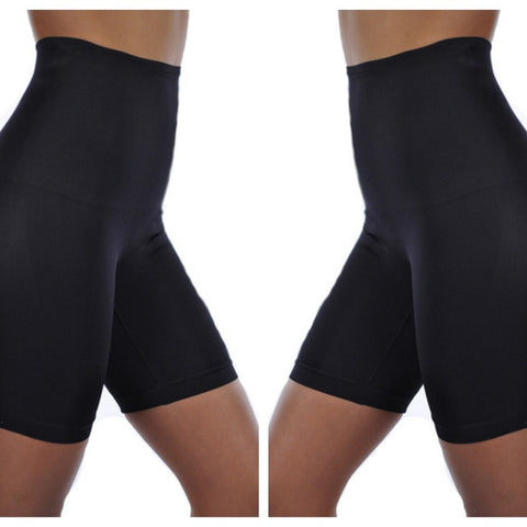 high waisted shapers