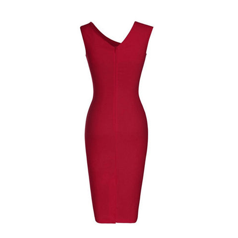 asymmetric sheath in cranberry