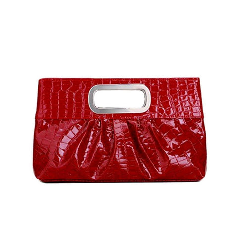 semi-gloss clutch