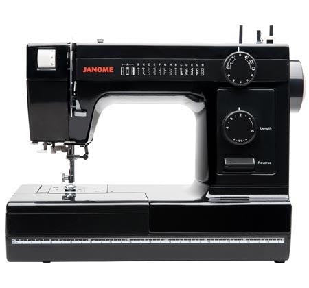 Janome HD 1000 in Black